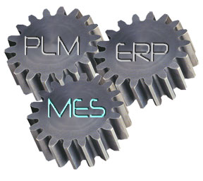 Manufacturing-Systems-MES-MOM-PLM-ERP-Gears